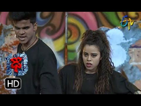 Phalguni Performance | Dhee 10 |  25th April 2018 | ETV Telugu