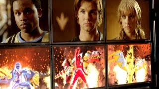 Power Rangers Dino Thunder - Power Rangers History | Legacy of Power Episode | Jason David Frank