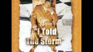 I Told The Storm   Greg O'Quin 'N Joyful Noize