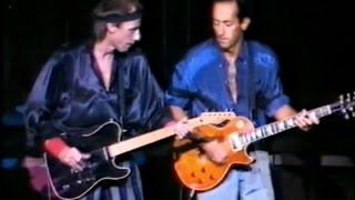 Two young lovers — Dire Straits 1986 Sydney LIVE pro-shot