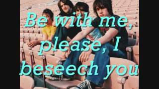 The All American Rejects - My Paper Heart Lyrics