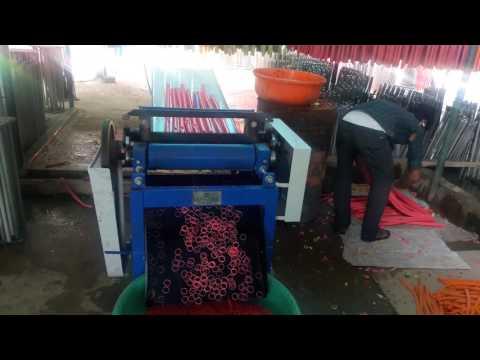 Rubber Band Cutting Machine Rubber Band Making Machine