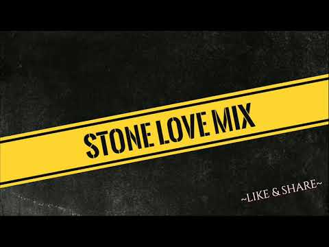 stone love reggae mix 2018 - stone love lovers rock mix
