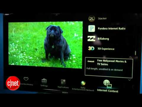 3160. Sony BRAVIA KDL46HX750 46-Inch 240 Hz 1080p 3D LED Internet TV, Black