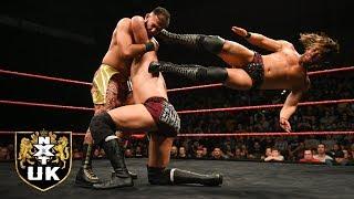 Amir Jordan & Kenny Williams vs. Zack Gibson & James Drake: NXT UK, Dec. 12, 2018 | Kholo.pk