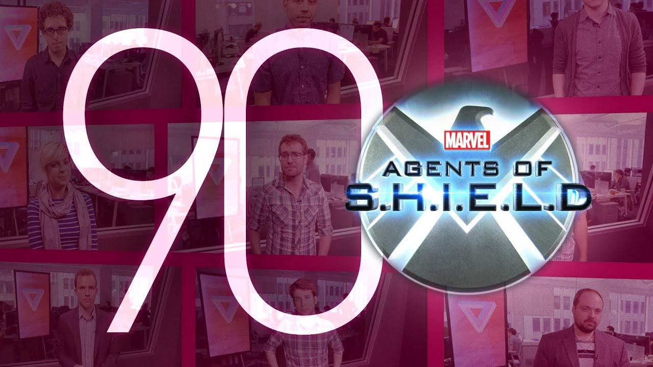 BlackBerry, FCC, and 'Agents of SHIELD': 90 Seconds on The Verge thumbnail