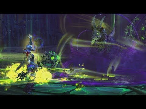 The Story of Netherlord'S Wrathsteed - Patch 7.2 Warlock Class Mount
