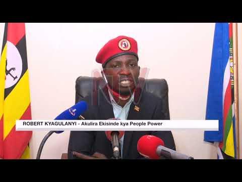 Bobi Wine ayagala aba Takisi ne Boda baleme kukaluubirizibwa
