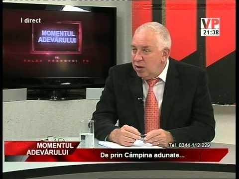 Emisiunea Momentul Adevărului – Horia Tiseanu – 24 septembrie 2014