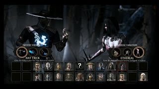 Mortal Kombat X: ROSTER Update: Jason,Tanya,Tremor,Predator