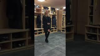 Army Football Locker Dedication in Honor of 1LT Josh Powell