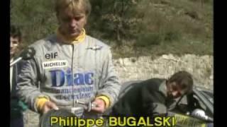 Autovideo Resumen Campeonato Frances 1991