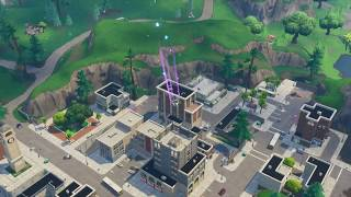 Fortnite: New Area In Tilted Towers Clues Comet Crash
