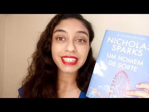Resenha: Um homem de sorte - Nicholas Sparks