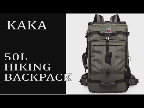 KAKA 50L Hiking Backpack Review
