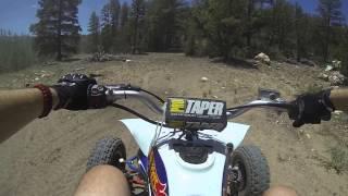 Heber, AZ Quad riding - Black Canyon Lake