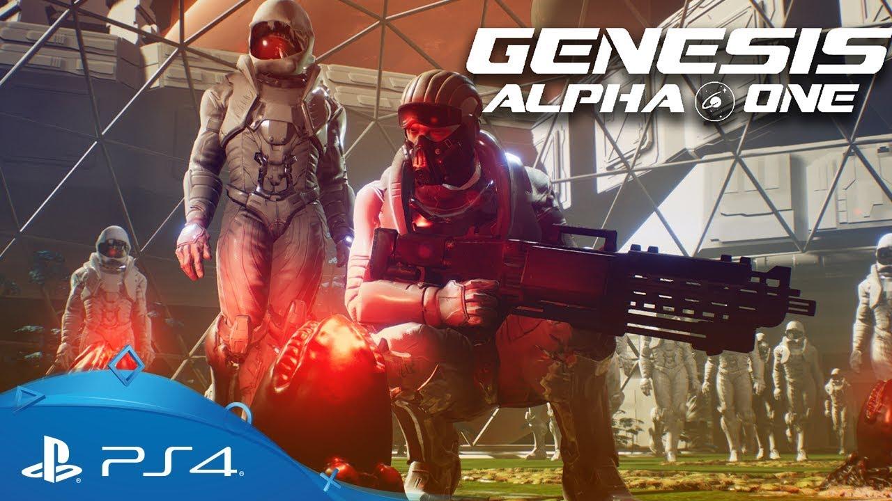 Vesti i panni di un pioniere interstellare in Genesis: Alpha One, uno sparatutto roguelike con una svolta RTS