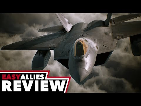 Ace Combat 7: Skies Unknown - Easy Allies Review - YouTube video thumbnail