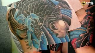 Best Chinese Tattoo Design Idea