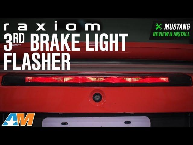 Raxiom 3rd Brake Light Flasher (94-04 All)
