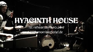 Jetzt neu im Repertoire: Tell all the People & Hyacinth House