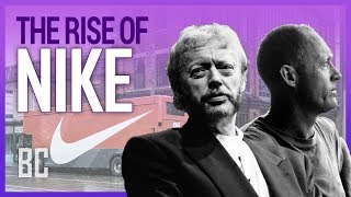 The Rise of Nike: How One Man Built a Billion-Dollar Brand