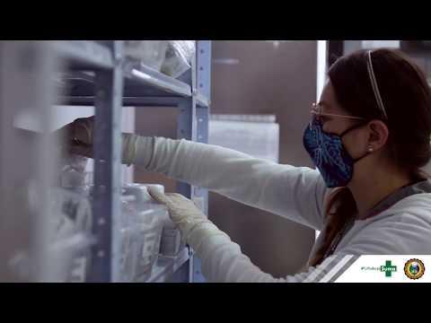 #TuTrabajoSuma- Agradecimiento equipo de farmacia