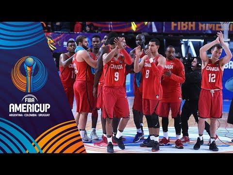 915b6a51fc3 Highlights Group B FIBA AmeriCup 2017 play