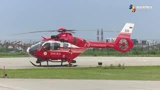 Lucian Bode: Cu ajutorul celor 6 elicoptere uşoare intrate în dotarea IGSU se va câştiga timp în intervenţii
