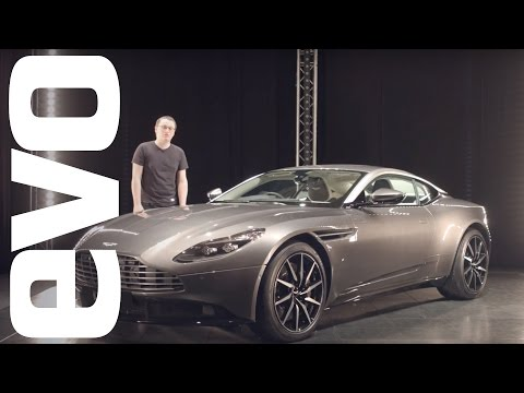 Aston Martin DB11 preview