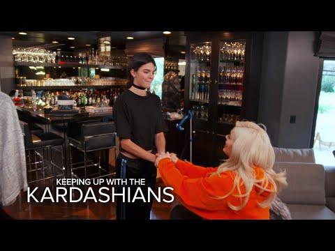 KUWTK | Khloe Kardashian and BFF Malika Haqq Clash | E!