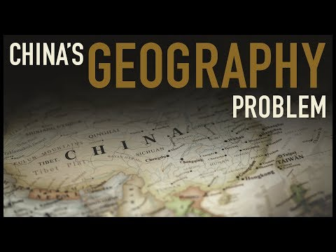 Problém s polohou Číny