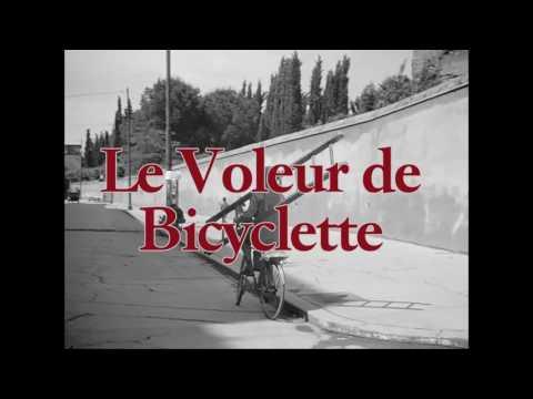 Le Voleur de Bicyclette Bande Annonce HD Bluray