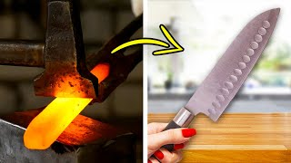 32 SATISFYING HOBBIES || BLACKSMITH, POTTERY, QUILLING