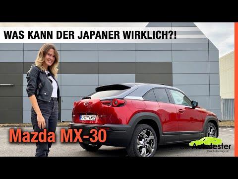 Mazda MX-30 im Test ⚡️🇯🇵 Was kann der Japaner wirklich?! Fahrbericht | Review | Laden | Reichweite