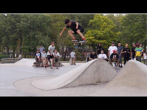 Astoria Skatepark #RiderCupNYC 2014