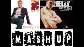 Aaron Carter & Nelly   Saturday Night Ride Wit Me Mashup