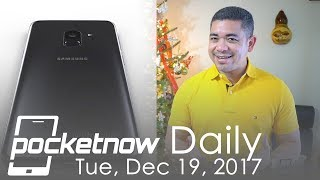 Samsung Galaxy S9 Battery specs, US Mate 10 date & more - Pocketnow Daily