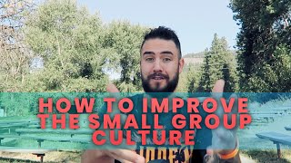 Small Group Leader Training | 3 Things to Implement with Your Youth Group Leaders