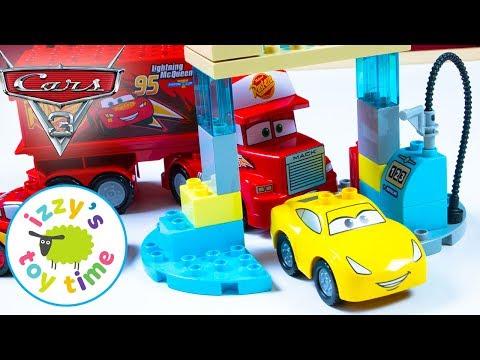 Cars 3 LEGO Duplo Lightning McQueen! Bubs First LEGO Set! Disney Pixar Cars for Kids and Children