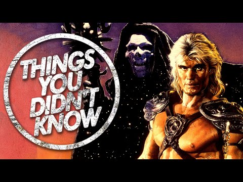 7 Things You Probably Didn't Know About Masters of the Universe!