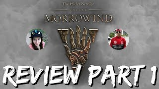 The Elder Scrolls Online - Morrowind DLC Review Part 1 FT Sernoir!