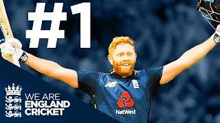 481-6   England Hit World Record ODI Score!   England vs Australia - Trent Bridge 2018   #1