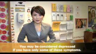 NR 9 Signs of Depression English H264