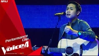 The Voice Thailand - ฟาร์ม ปณิธาน - เชือกวิเศษ - 20 Sep 2015