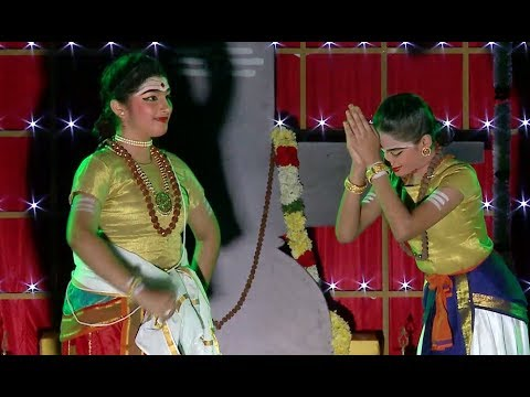 Excerpts from Nandanar - Dance Drama Part 1 - Sridevi Nrithyalaya - Bharathanatyam Dance