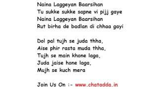 Tujhe Bhula Diya Lyrics Full Song Lyrics Movie   - YouTube
