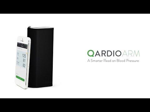 Обзор интеллектуального тонометра QardioArm