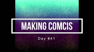 100 Days of Making Comics 41