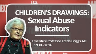 Indicators of Sexual Abuse in Children's Drawings